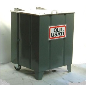 Container for Oil - Single Drum